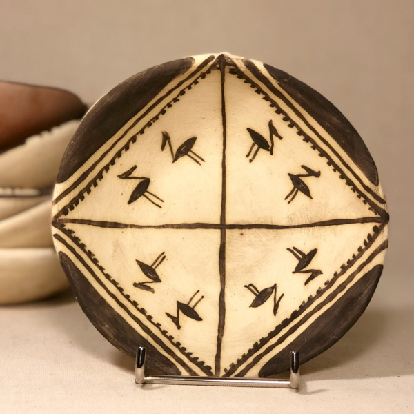 Farfurie Ø 13 cm - Păsări
