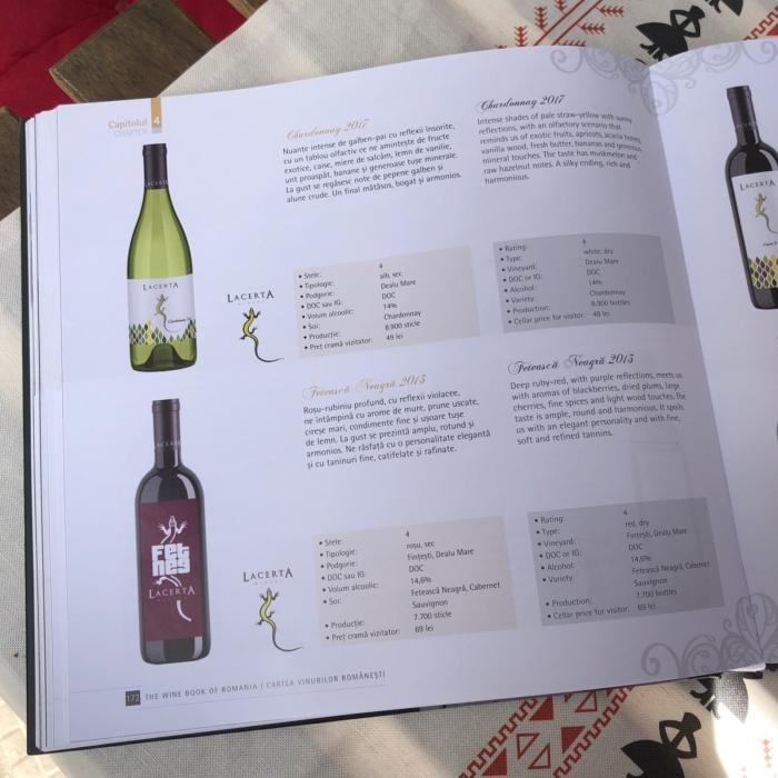 Cartea Vinurilor Românești