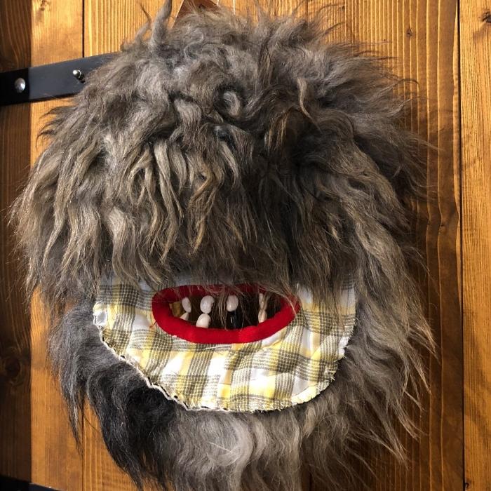 Mască decorativă tradițională model 3 3