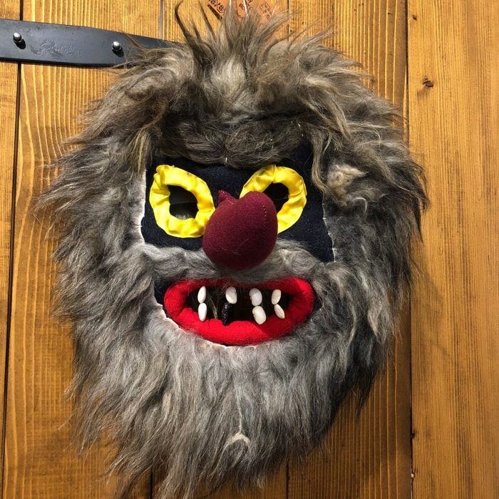 Mască decorativă tradițională model 3