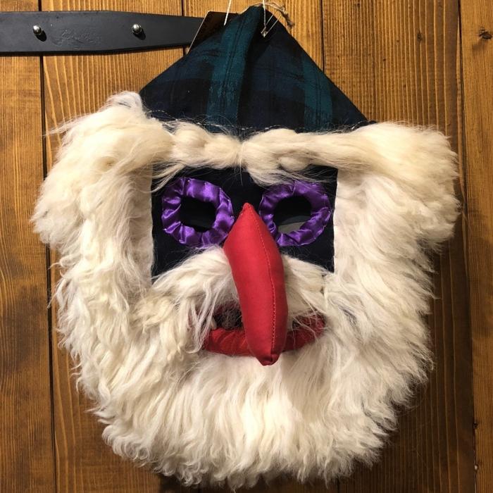 Mască decorativă tradițională model 4