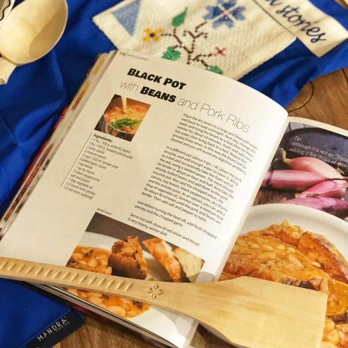 Transylvanian Cookbook 1
